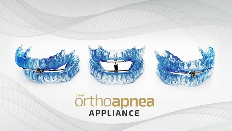 OrthoApnea Appliance The MDSA Appliance the dorsal appliance | anti-snoring device