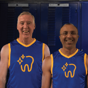 Dr Mayoor Patel & Dr Terry Bennett