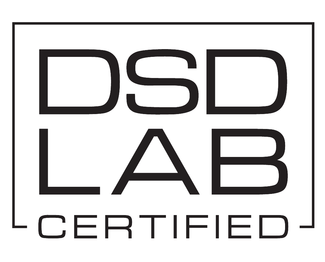 2019 DSD Lab Certified Logo
